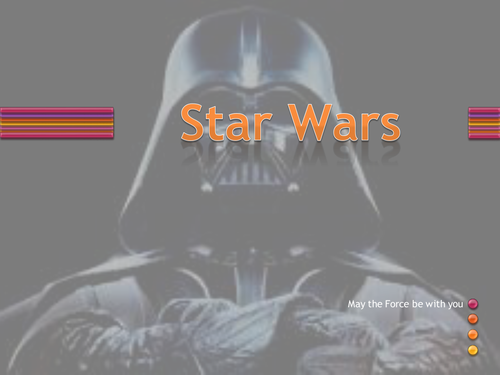 Fun quiz resource based on the Star Wars movies.