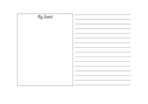 Printables Bfg Worksheets miss brittons shop teaching resources tes bfg character description