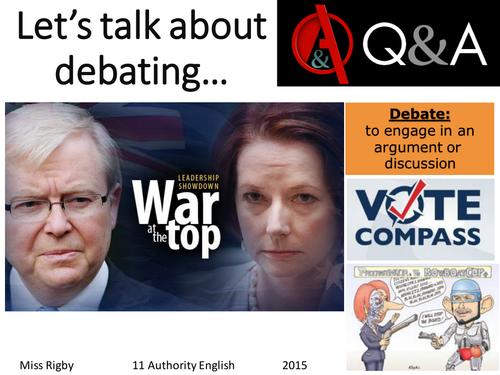 Australian politics - contentious issues