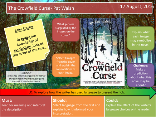 The Crowfield Curse- Introduction & Chapter 1