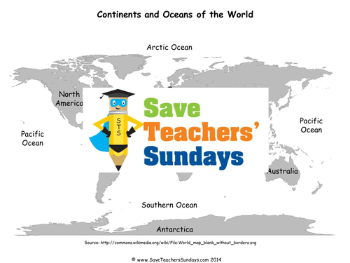 Find Continents and Oceans for Islands KS1 Lesson Plan Maps – Map World Ks1