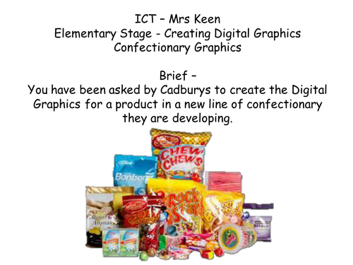 Year 8 ICT/I-media Life Without Levels Mastery Approach Elementary Stage