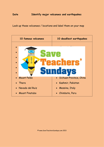 Spot The Difference Worksheet Excel Stages Of A River  Plan Text And Worksheet By  Short Vowel A Worksheets Kindergarten with One Digit Addition Worksheets Stages Of A River  Plan Text And Worksheet By Saveteacherssundays   Teaching Resources  Tes Spanish One Worksheets Pdf
