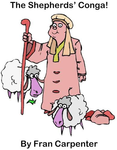 The Shepherds' Conga - a Christmas Song & Dance for KS1 & KS2