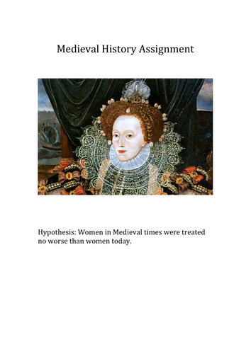 Women in medieval history