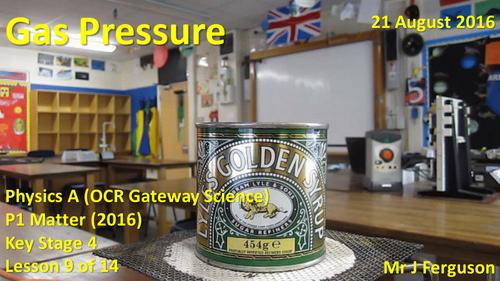 P1 L09 Gas Pressure