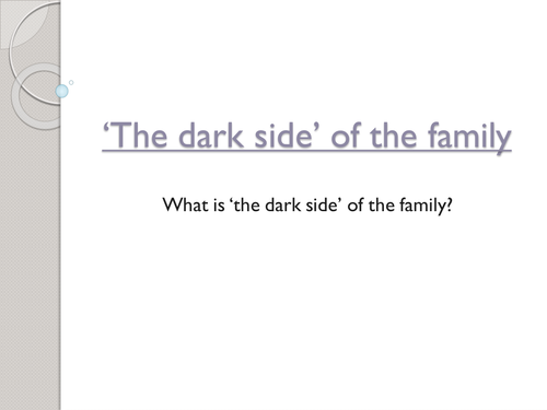 aqa sociology a level essay writing skills mat by rebeccajaneward the dark side of the family