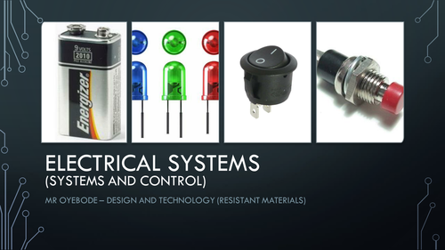 Electrical Systems (Systems and Control)