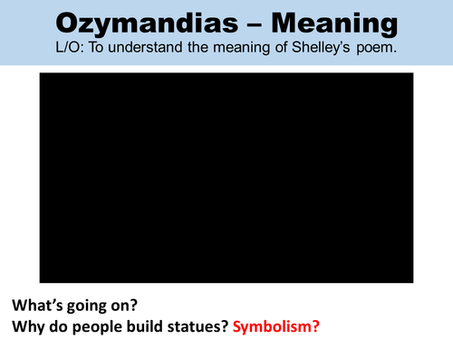 ozymandias analysis essay sample ozymandias essay wikihow i
