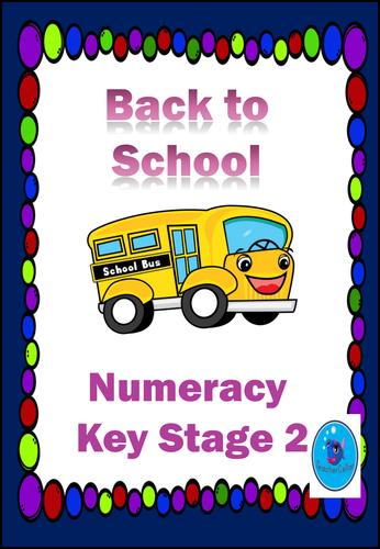 Back To School Numeracy KS2