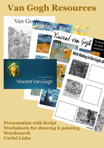 Van Gogh Resources - Massive Bundle