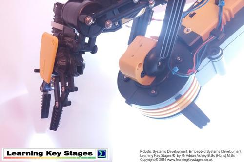 Robotic Arm Construction Videos