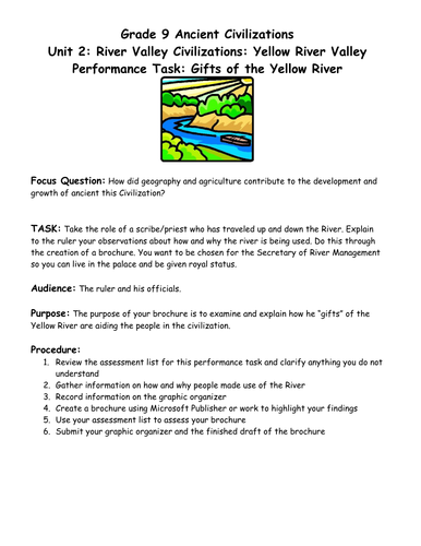 huang he river valley persian chart