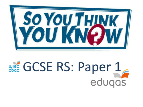 gcse rs coursework Rs coursework gcse religious studies and the responsibility religious people believe they have to try and make the world rs gcse revision for teachers and.