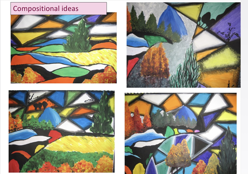 An Intro to AS and A-level Art with Student Examples, Coursework, Controlled Test and Personal Study
