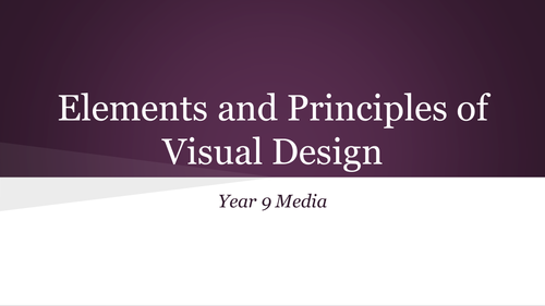 Elements And Principles Of Visual Design : Elements principles of d design by terradanya