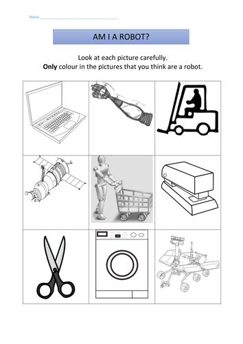 Am I a robot?