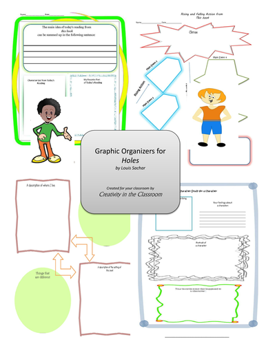 Graphic Organizers for Holes