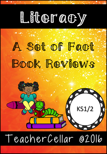 Reading Non-Fiction Review Sheets for KS1 and KS2