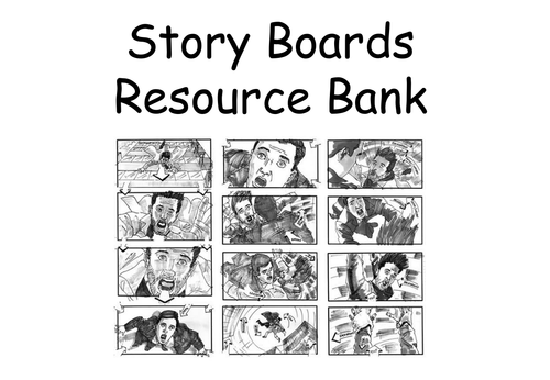 Story Board Resource Bank I-Media Cambridge Nationals KS3/KS4