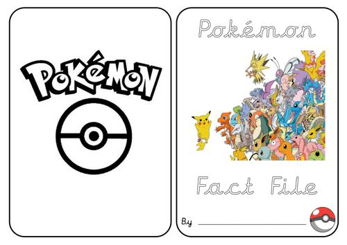 Pokemon Fact File