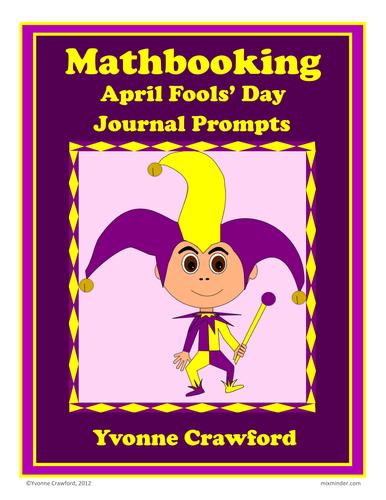 April Fools' Day Math Journal Prompts
