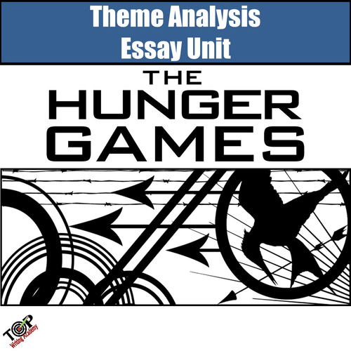 the hunger games theme analysis