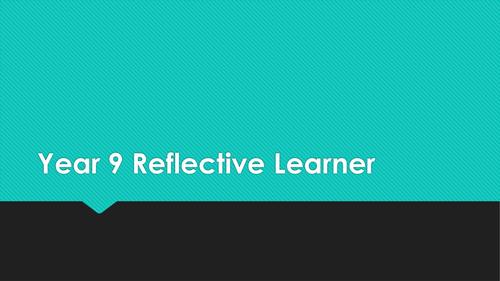 Reflective Learner