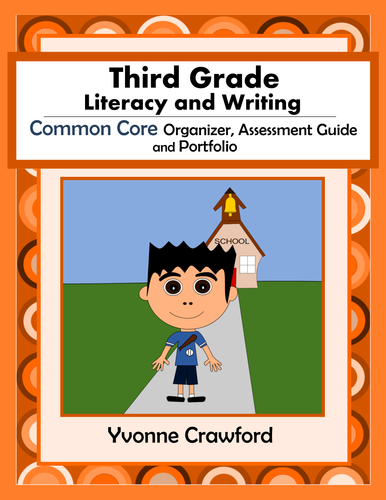 second grade common core writing assessments
