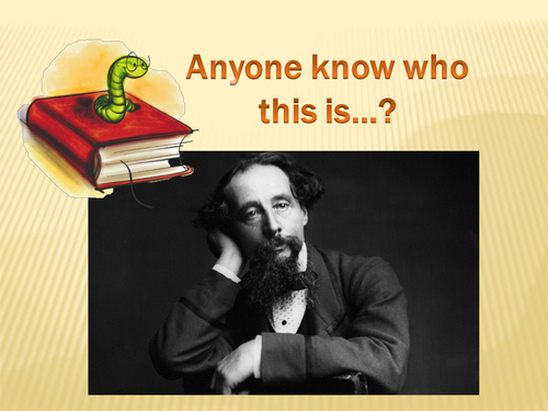 Introduction to Dickens and the Victorian Era; focus on context and author