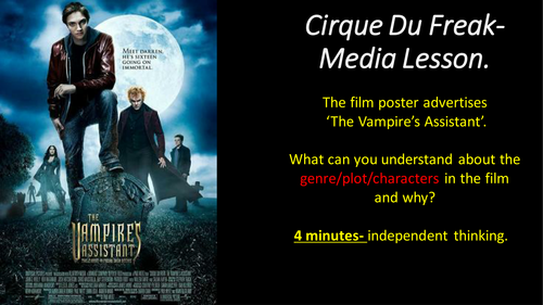 Media Cirque Du Freak