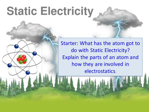 Static Electricity iGCSE Physics