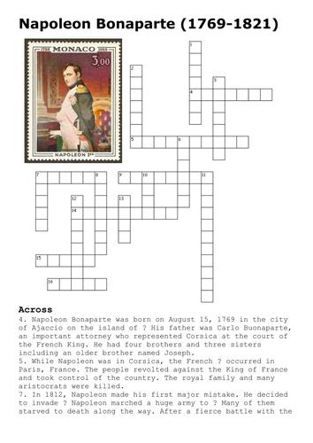 Napoleon Bonaparte Puzzle Pack