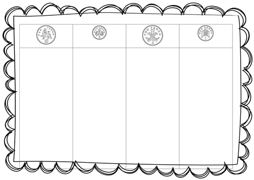 uk coin bingo by paigeftownsend teaching resources tes. Black Bedroom Furniture Sets. Home Design Ideas