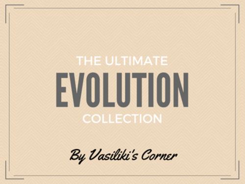 Evolution explained!