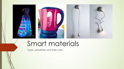 Smart Materials D&T