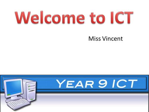 Web design ICT Lesson 2: Planning a website