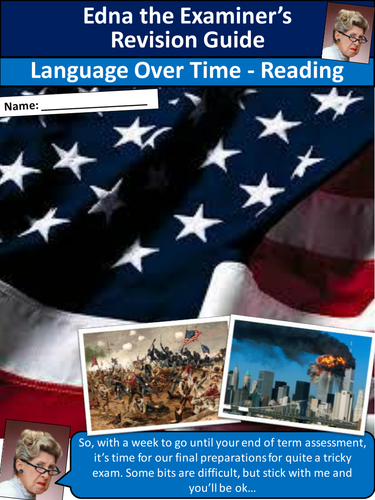 AQA Language Paper 2 American Presidents Revision Workbook