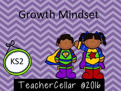 Growth Mindset KS2