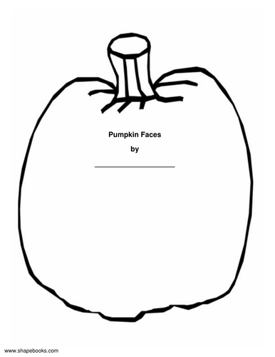 Worksheet: Directions and Pumpkins (primary)