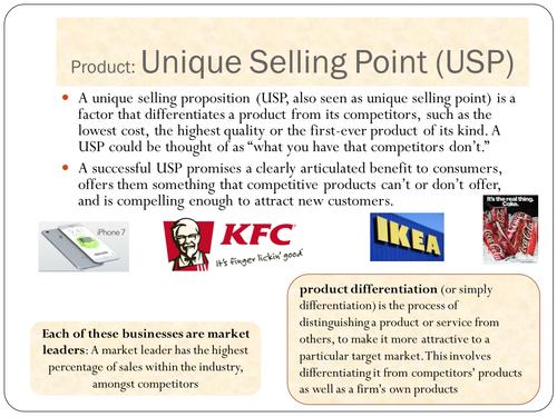 Business Marketing Theory presentation