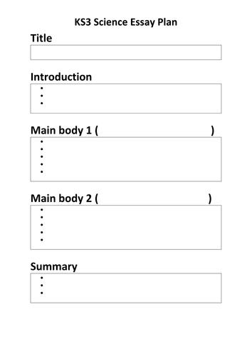 science fun quizzes bumper bundle perfect for summer end of ks3 scientific essay plan