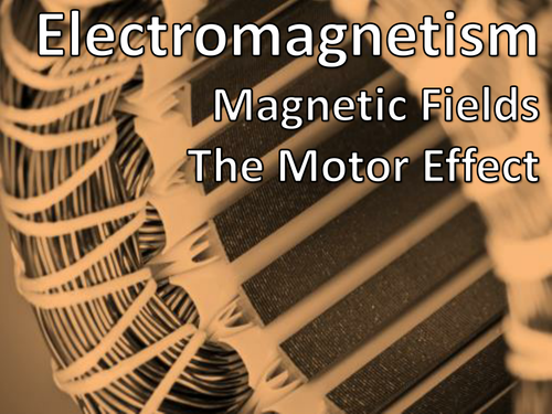 IGCSE Physics - Motor Effect