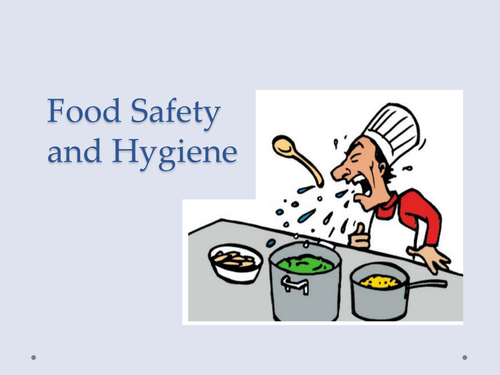 Food Hygiene - all about food handlers and kitchen hygiene procedures