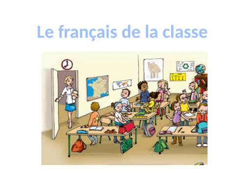 Classroom French