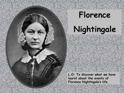 Florence Nightingale Quiz KS1/Key Stage 1