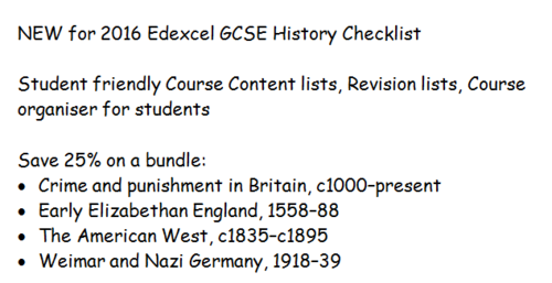 What do i do if i lost my entire history folder at GCSE?