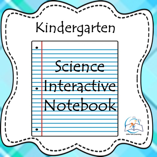 Kindergarten Science Interactive Notebook (Common Core Aligned)