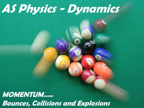 AS Physics - Dynamics