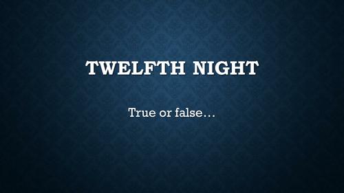 Twelfth night essay conclusion